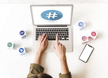Um Guia Sobre o Uso de Hashtags de Rede Social Para Empresas
